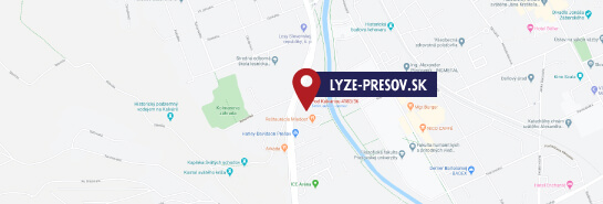 Servis lyží v Prešove adresa servisu